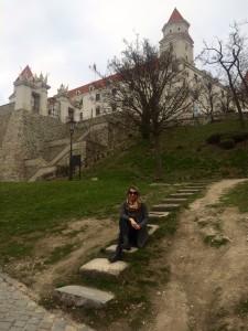 Rozloučení Bratislava