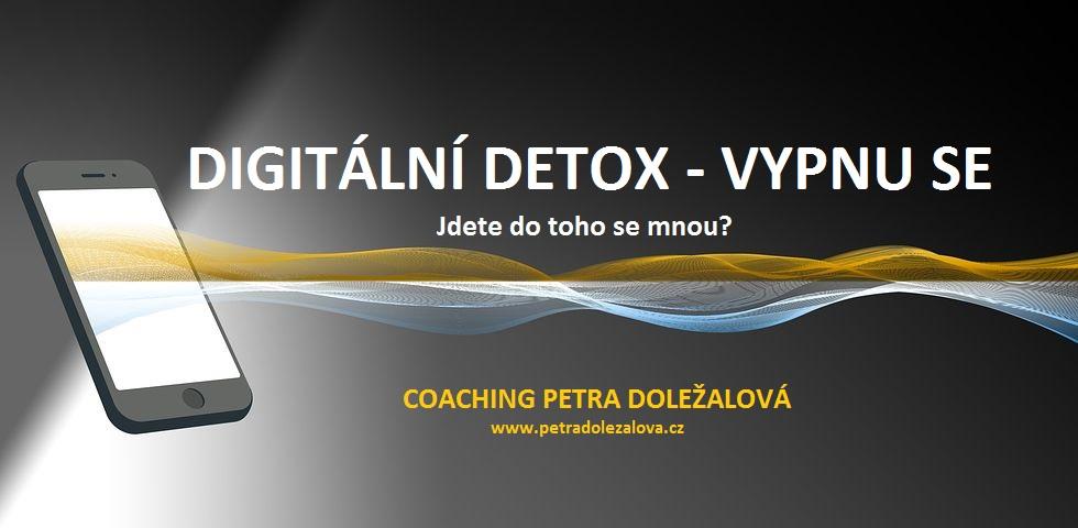 DIGITÁLNÍ DETOX - VYPNU SE