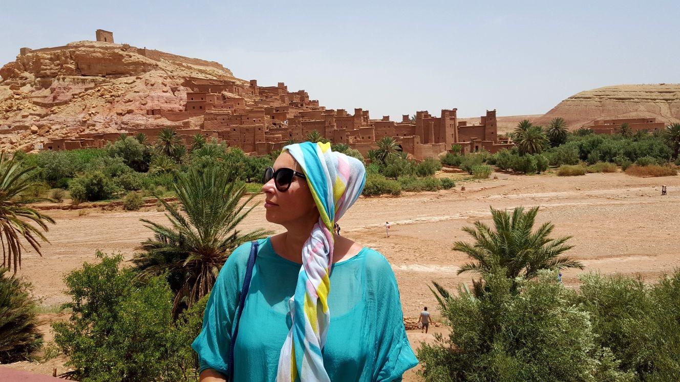 Inspirace z Maroka