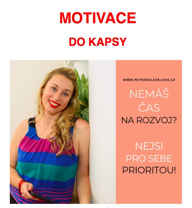Motivace dokapsy
